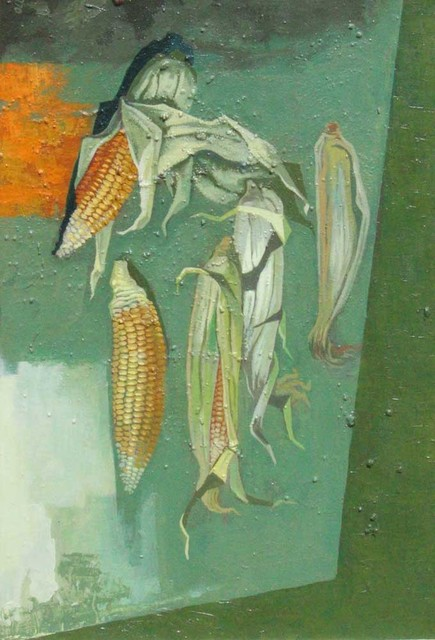 , 'Glenville Corn ,' 1970, Bau-Xi Gallery