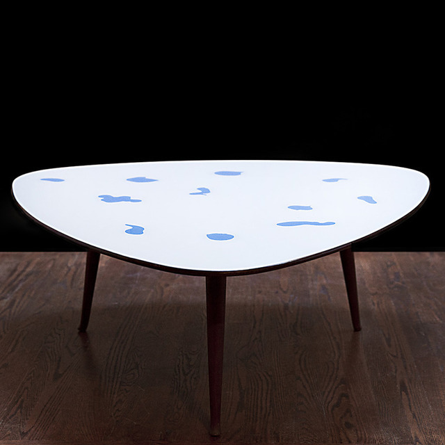 , 'Rare coffee table,' ca. 1950, Nicholas Kilner