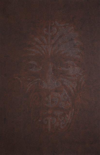 , 'Ihaka III,' 2015, Toi o Tahuna