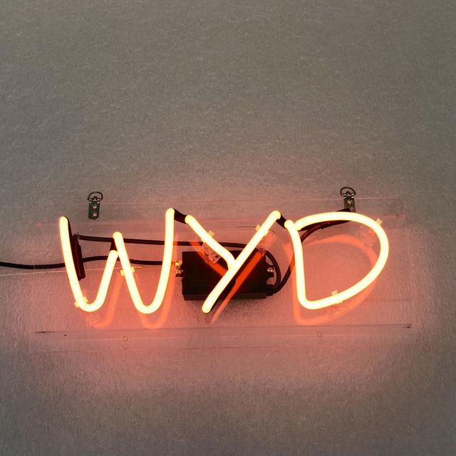 , 'WYD,' 2018, Bruce Lurie Gallery