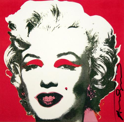 Andy Warhol, 'MARILYN (ANNOUNCEMENT)', 1981, Marcel Katz Art