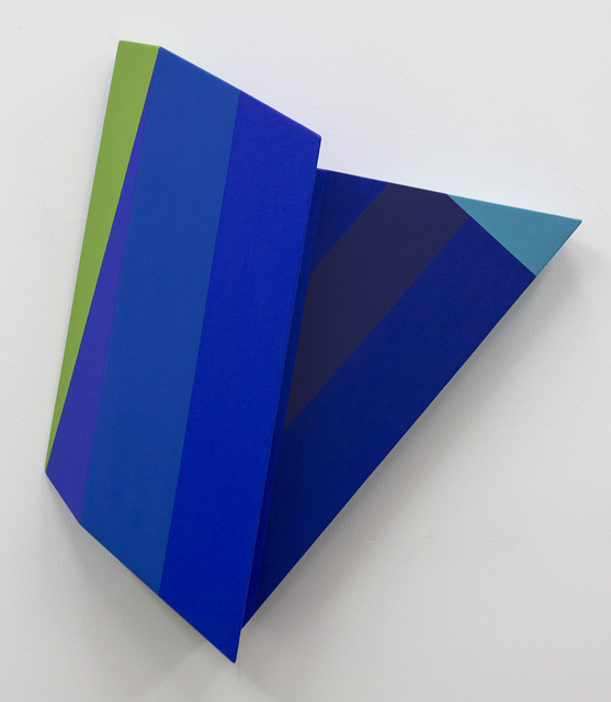 , 'Glide,' 2016, Elizabeth Houston Gallery