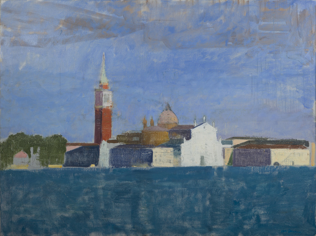 , 'San Giorgio from San Marco,' 2009, Childs Gallery