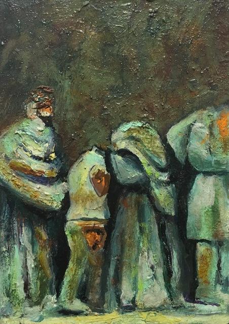 , 'Three Headless,' 2013-2014, Gallery NAGA