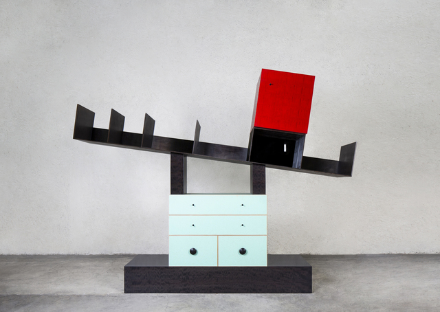 Ettore Sottsass, 'Cabinet no. 3', 2003, Over the Influence