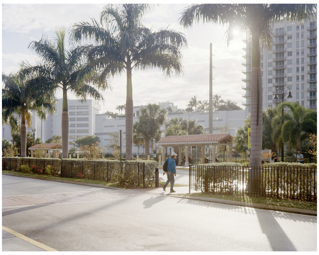 , 'Greyhound Station, Florida,' 2013, Mindy Solomon Gallery