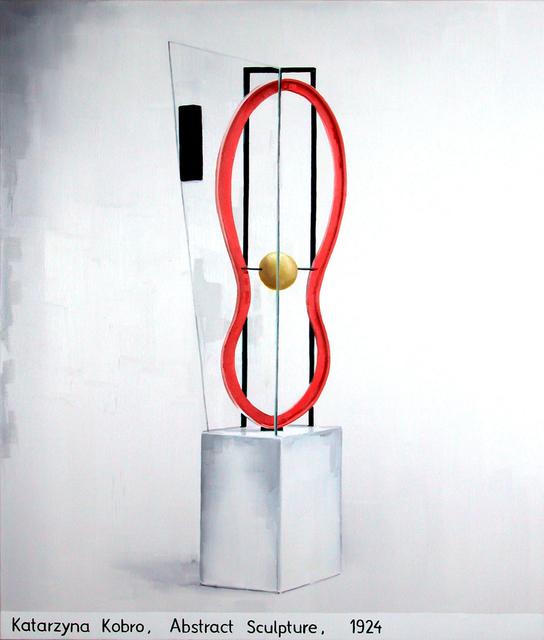 , 'Katarzyna Kobro Abstract Sculpture,' 2004, Gallery Baton