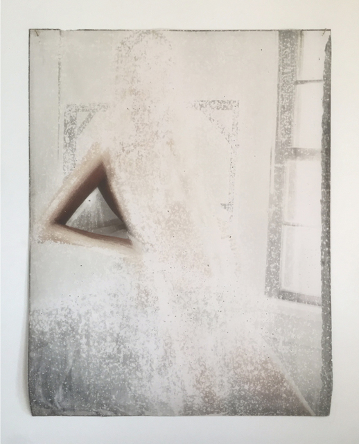 , 'Shape (her),' 2017, Anat Ebgi