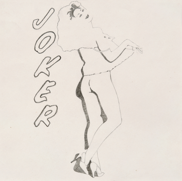 , 'Joker,' 1975, The Mayor Gallery