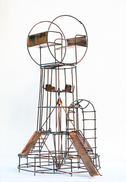 , ' Frammenti di città dei balocchi,' 2014, Magazzino