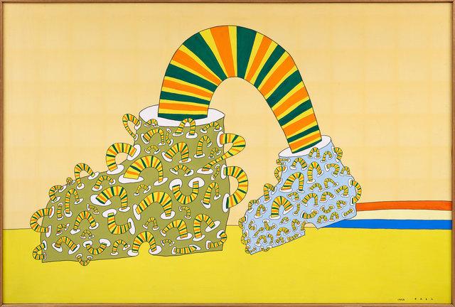 , ' Kutsuoton ,' 1966, Galerie F. Hessler