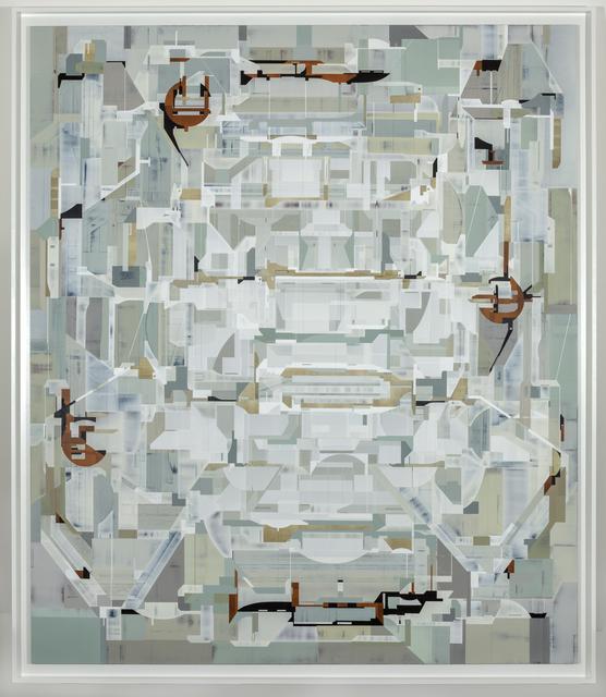 , 'Thought Form 2404/3,' 2018, Callan Contemporary