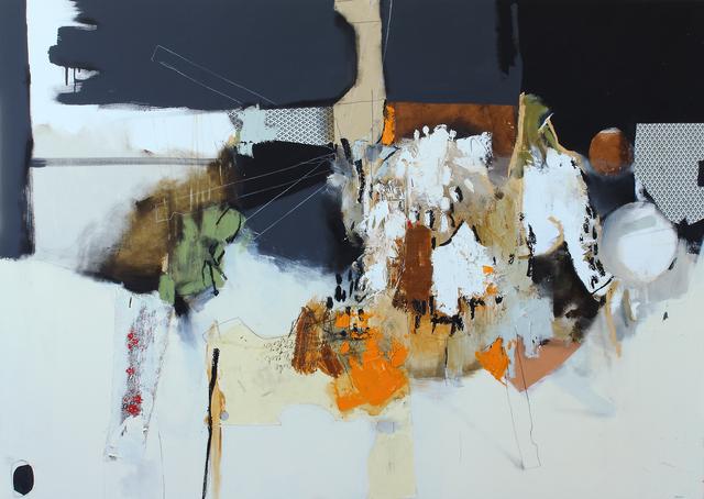 , 'Matières en mouvement 12,' 2017, Galerie de Bellefeuille