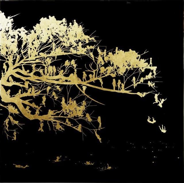 , 'Black Water,' 2018, Winston Wächter Fine Art