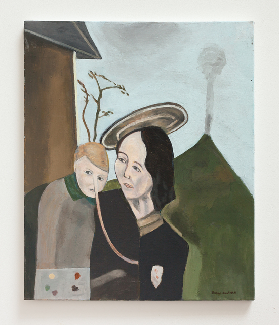 , 'Mor och son II / Mother and Son II,' 2016, Galleri Magnus Karlsson