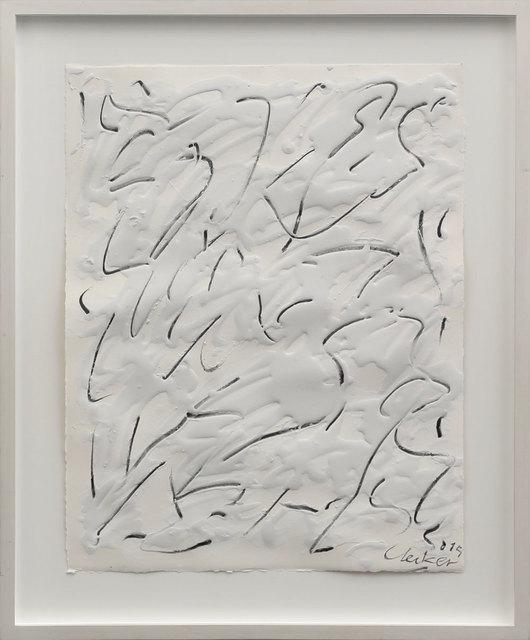 , 'Geschriebene Bilder,' 2015, Walter Storms Galerie
