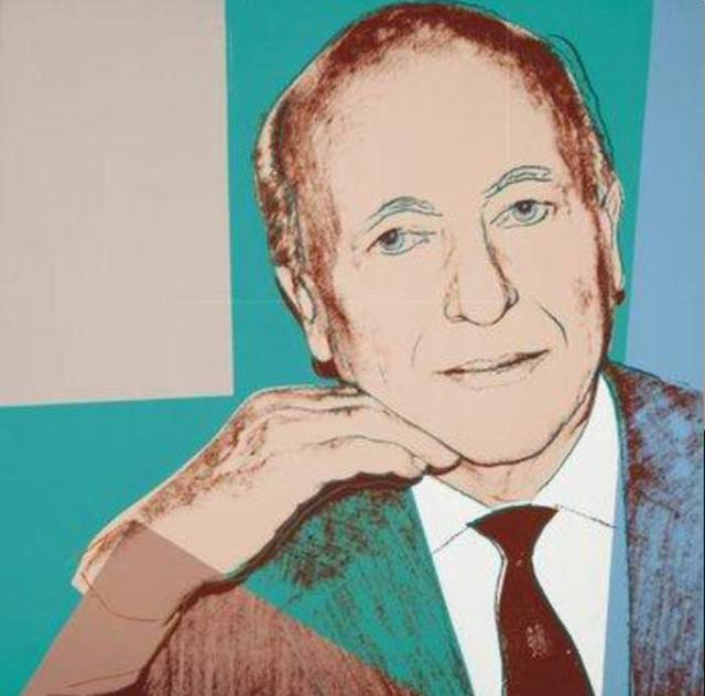 Andy Warhol, 'Vito Doria', 1980, Painting, Synthetic Polymer Paint and Silkscreen inks on Canvas, Taglialatella Galleries