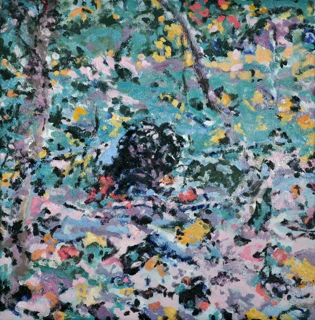 , 'Inside Rex #5,' 2015, Amos Eno Gallery