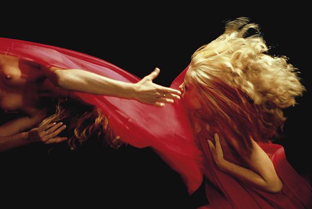 , 'Die Farbe Rot,' 1995, Bernheimer Fine Art