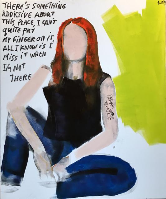 , 'A.M.,' 2016, Zemack Contemporary Art