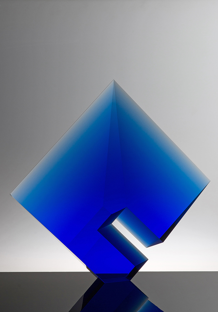 , 'Royal Blue Composition - Large,' 2016, Ai Bo Gallery