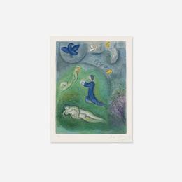 Daphnis et Lycenion (from Daphnis et Chloe)