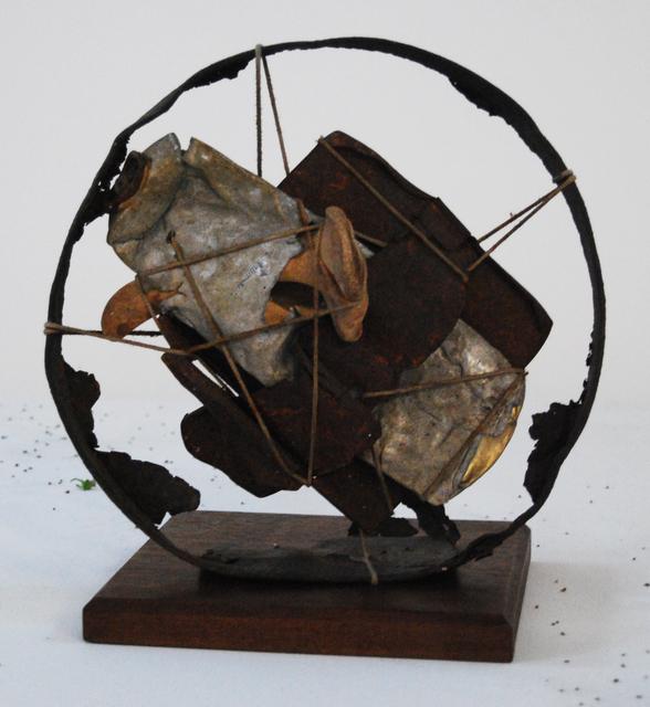 , 'Hallado en Budley Salterton,' 1972, Baró Galeria