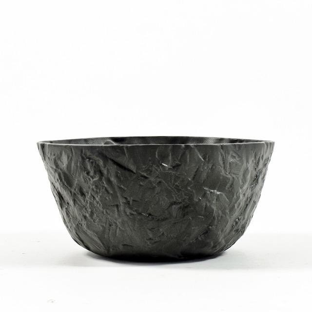 , 'Ceramic Bowl Black,' 2013, Galería Mexicana de Diseño