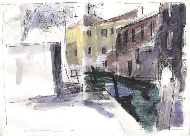 , 'Venezia,' 2011, Stoney Road Press