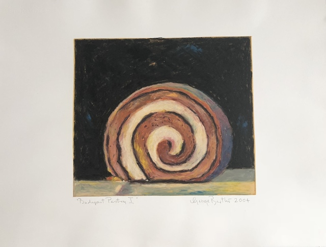 , 'Budapest Pastry I,' 2004, Imlay Gallery
