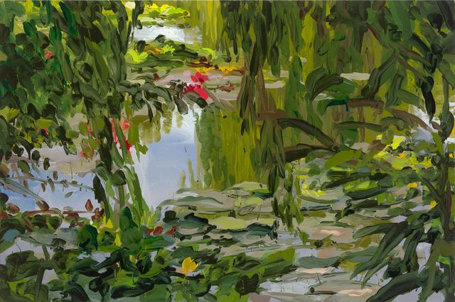, 'Garden 5,' 2014, Galerie Zwart Huis