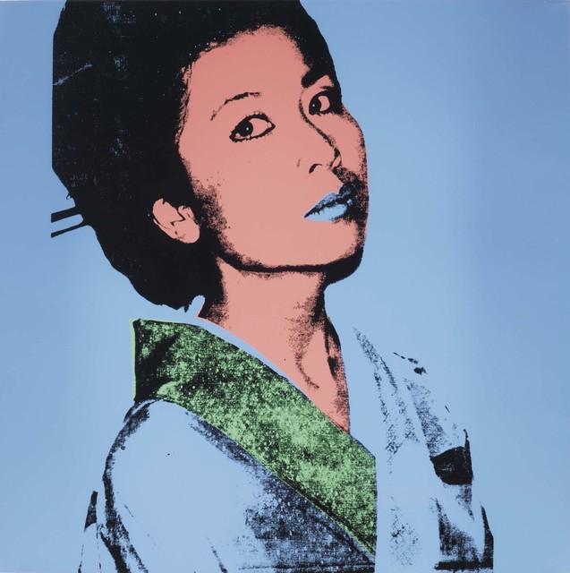 Andy Warhol, 'Kimiko II.237', 1981, OSME Fine Art
