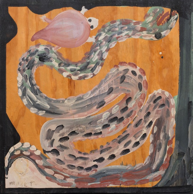 Mose Tolliver, 'Untitled (Snake & Turtle) ', ZQ Art Gallery