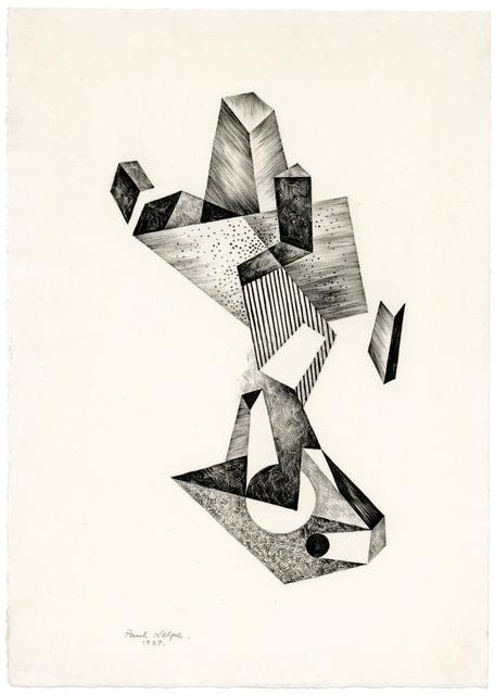 , 'Untitled Abstraction,' 1937, Keith Sheridan, LLC