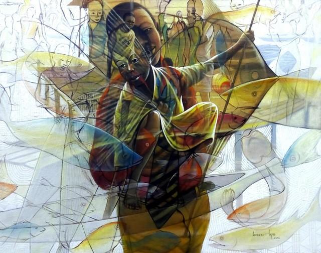 , 'Okobaba,' , Art Village Gallery