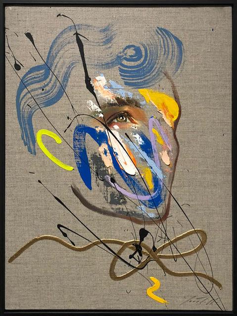 Loribelle Spirovski, 'Homme No. 226', 2021, Painting, Oil on Linen, ARCADIA CONTEMPORARY