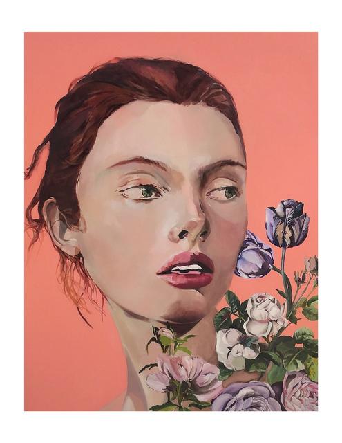 , 'Iris,' 2018, Advocartsy