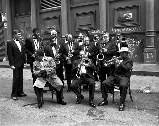 , 'Lincoln Center Jazz Orchestra, New York,' 1992, Staley-Wise Gallery