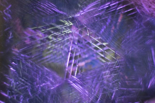 Randee Lynn Pollarine, 'Complexity Purple', 2017, Cerbera Gallery