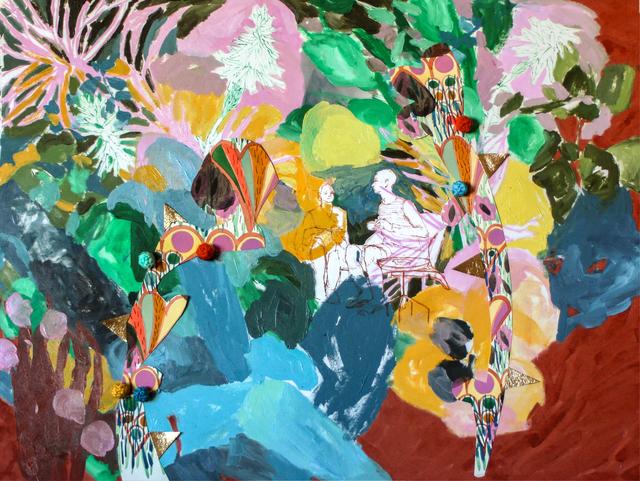 , 'Desayuno íntimo en el día de Pascua, Hollmenkollen,' 2018, Yiri Arts