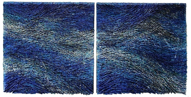 , 'Rhythm & Blues Diptych (V & VI),' , Avran Fine Art