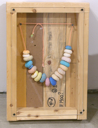 Phoebe Washburn, 'Necklace for Hippies who drink Gatorade #1', 2008, Feuer/Mesler