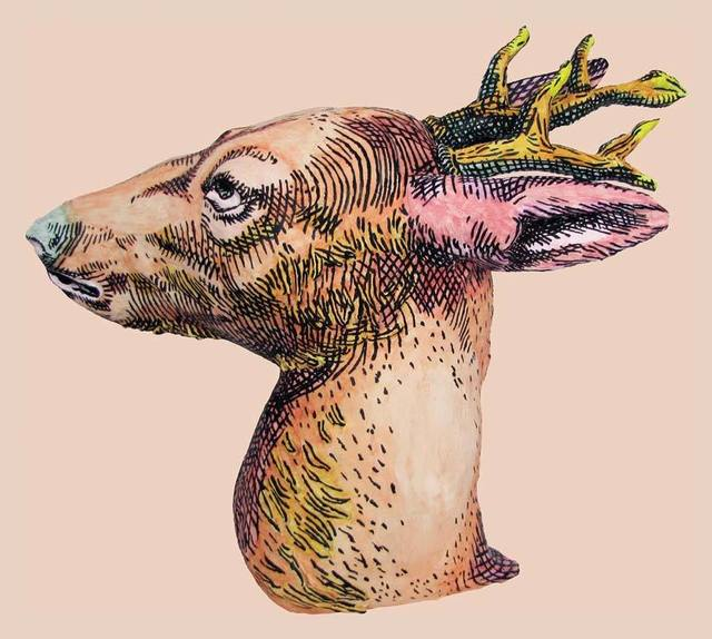 , 'Deer (from Deer Pair),' 2008-2011, ARC ONE Gallery