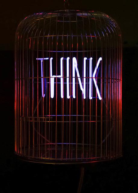 , 'Think,' 2018, MAIA Contemporary