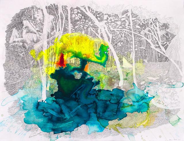 , 'Maleza 05,' 2015, Y Gallery