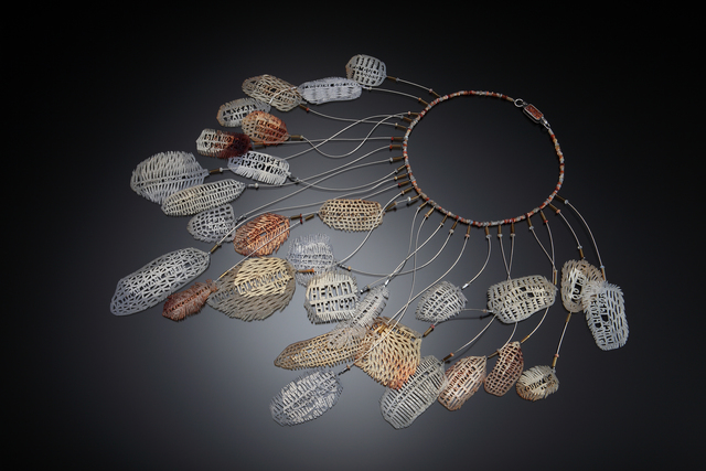 , 'Falling Feathers,' 2018, Facèré Jewelry Art Gallery