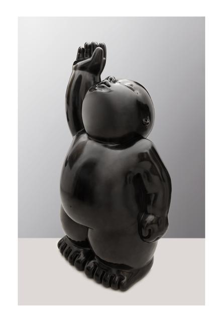 Mariela Garibay, 'Touch the sky ( small) ', 2020, Sculpture, Bronze, Italian Fine Art Gallery