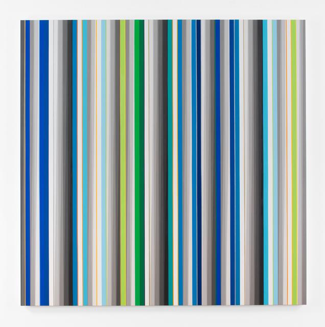, 'Blue+Green (Tikkum Olam),' 2015, Minus Space