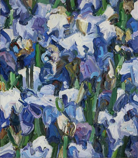 , 'Feldstuck 21/IX,' 2016, Purdy Hicks Gallery
