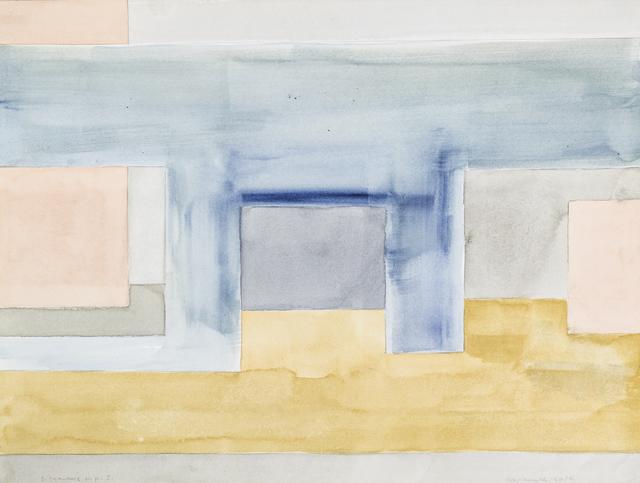 , 'signature w.p.1.,' 2012, Mai 36 Galerie